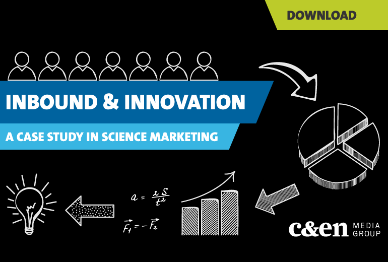 Inbound and innovation science marketing case study