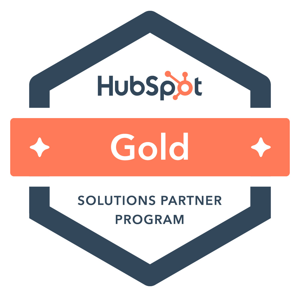Gold Certified HubSpot Partner